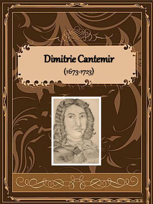 Proiect Dimitrie Cantemir