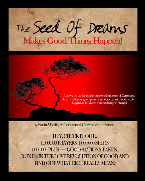 Seed of Dreams Book Sample
