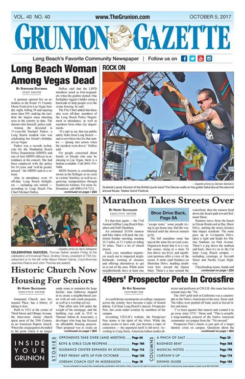 Grunion Gazette 10-5-17