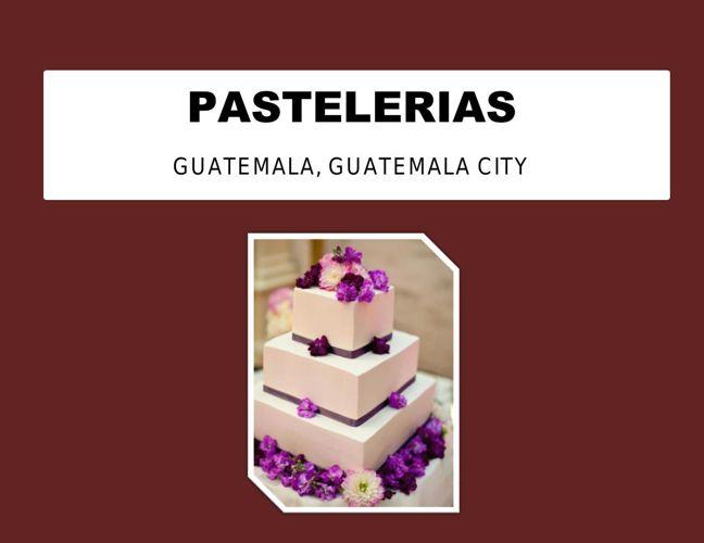 PASTELERIAS GUATEMALA  8