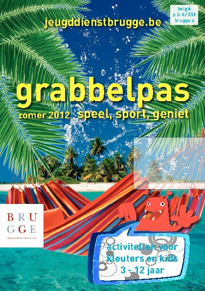 Grabbelpas 2012