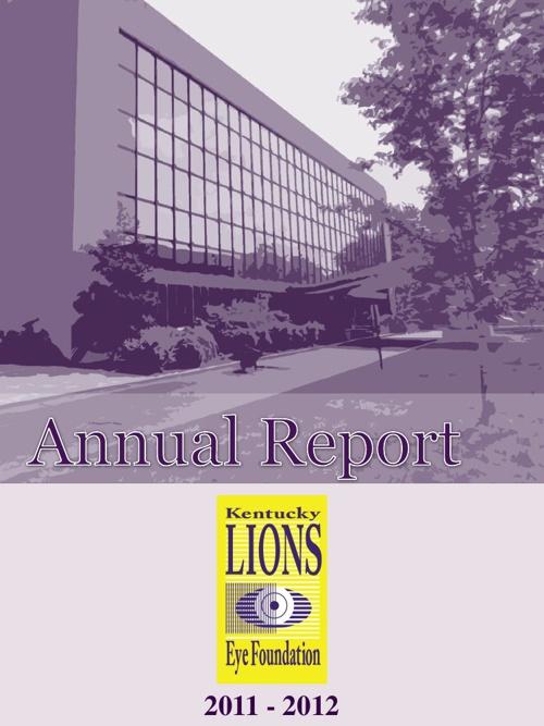 2011- 2012 Annual Report