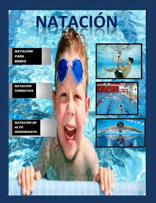 revista natación