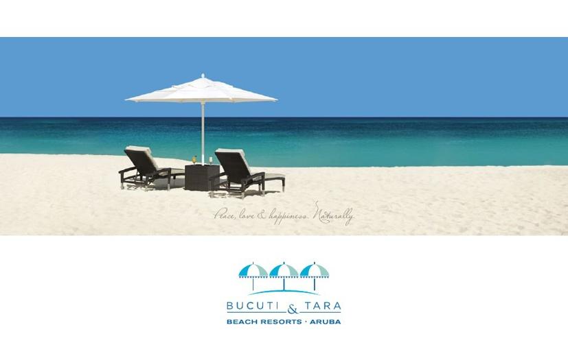 Bucuti & Tara Beach Resorts Aruba Brochure 2013