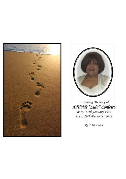 Adelaide Cordeiro