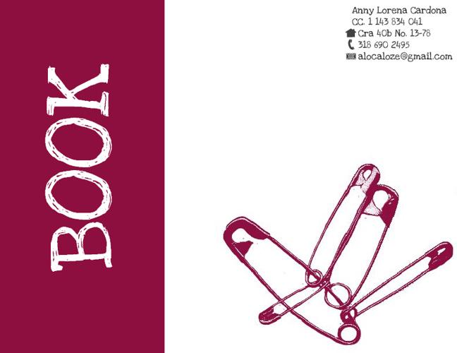 Anny Cardona Lopez Book