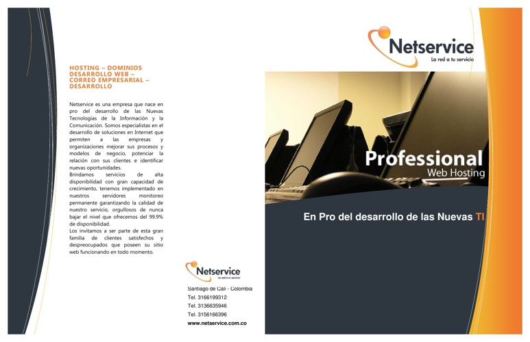 Netservice La red a tu servicio