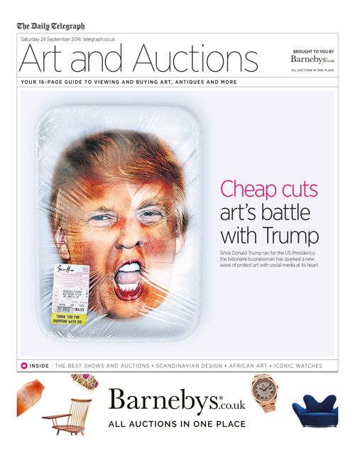 Art and Auctions 24/09/16