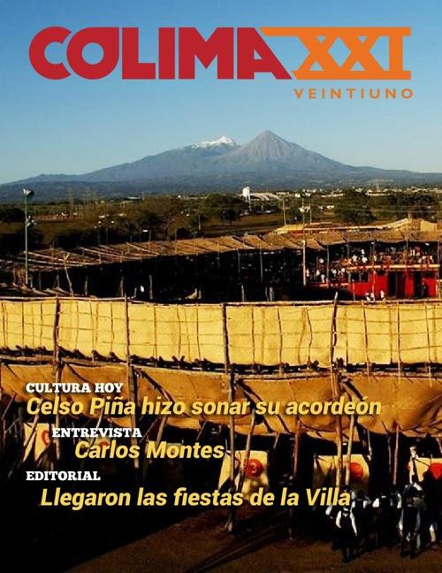Revista Colima XXI - Febrero