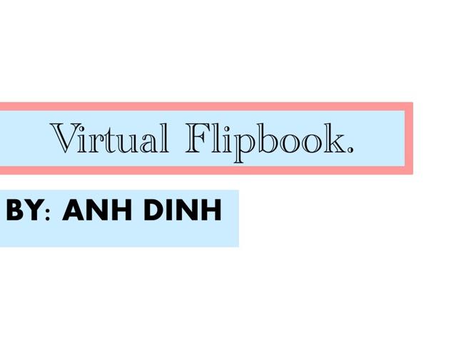 Virtual Flipbook
