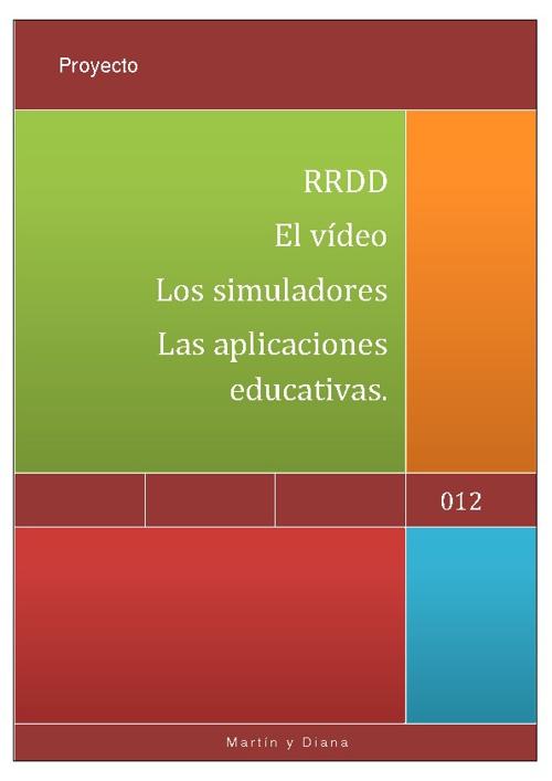 RRDD_Video_simuladores