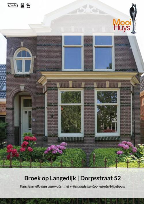 Dorpsstraat 52 Broek op Langedijk