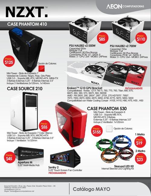 AEON Computadoras - MAYO 2014 Segunda Parte