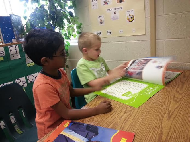 read to someone 1