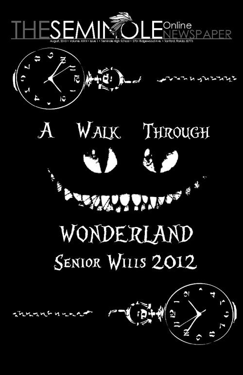 Senior Wills 2012