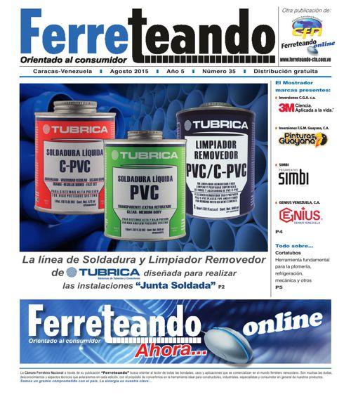FERRETEANDO EDICIÓN Nro 35