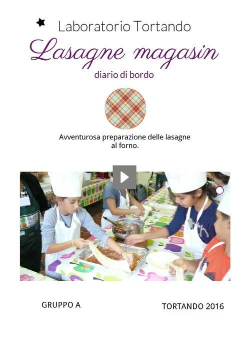 Lasagne magasin