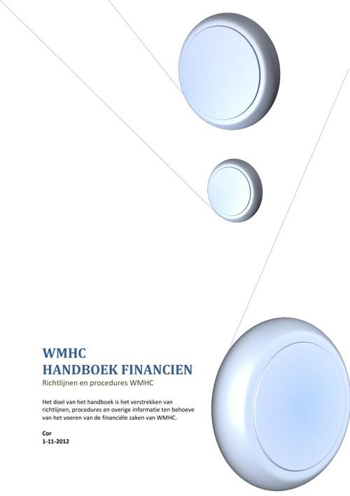 Handboek Penningmeester WMHC