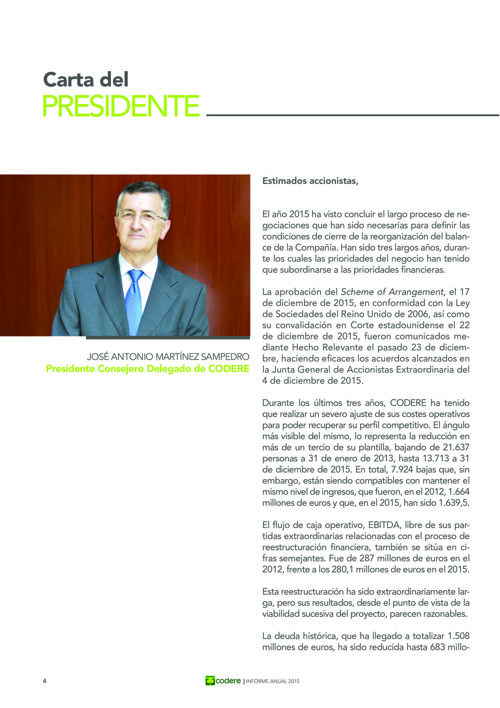 0. CARTA DEL PRESIDENTE