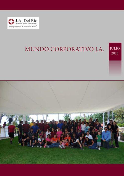 Revista Mundo Corporativo J.A