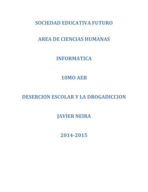 DEBER DE INFORMATICA-REVISTA