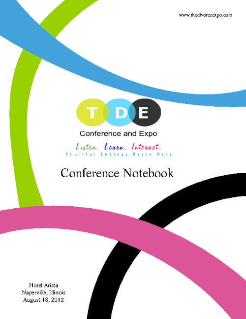 TDE Chicago Conference Notebook Aug. 2012