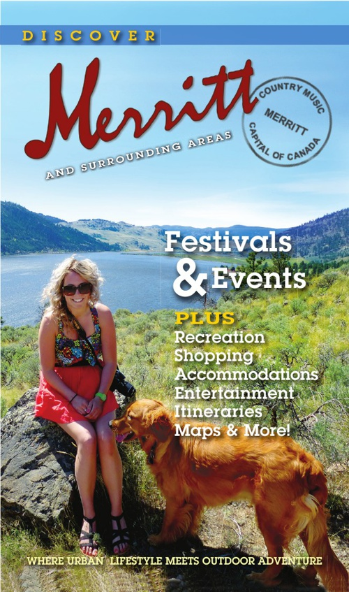 City of Merritt Official Visitor's Guide 2013