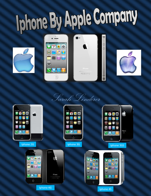 Iphone by Apple Company
