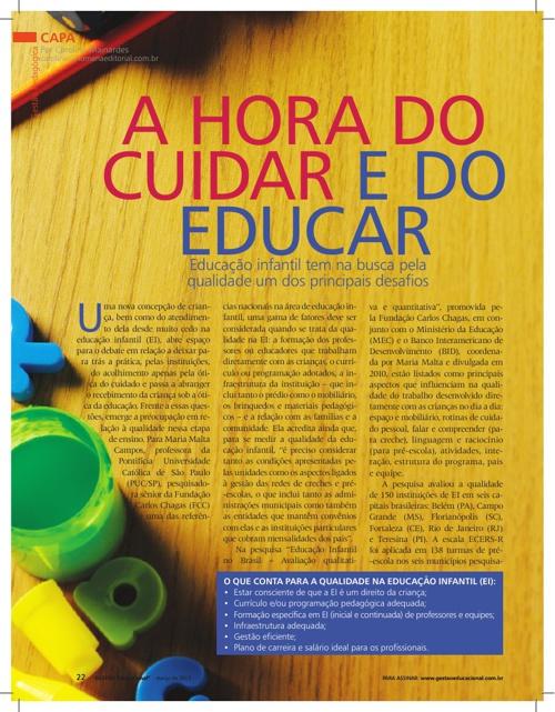 Revista Gestão Educacional