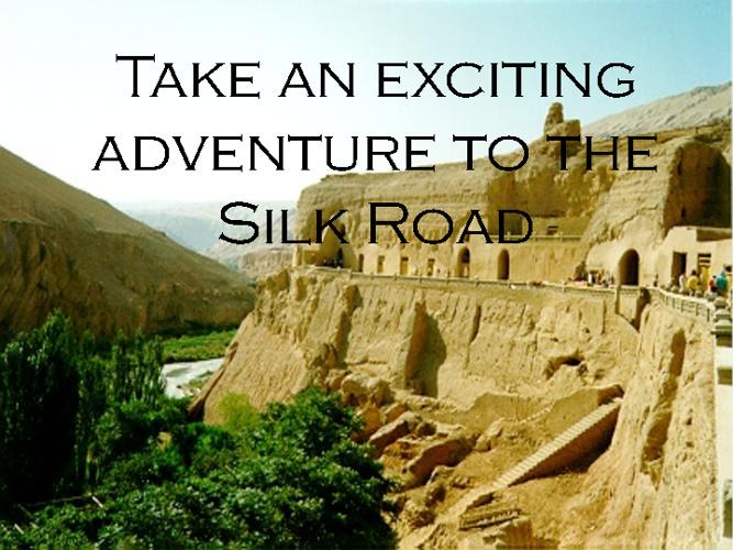 Silk Road Book