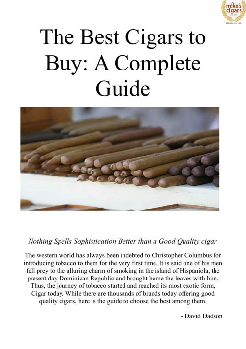 The Best Cigars to Buy: A Complete Guide