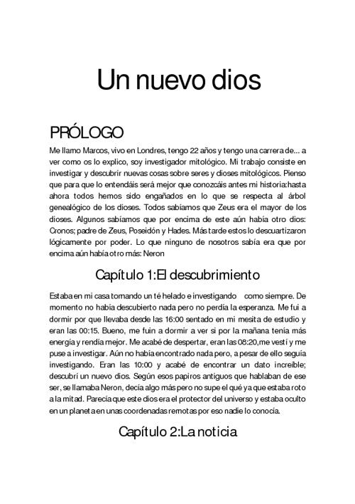 Textos de Borja y Marcos Dopico Couce