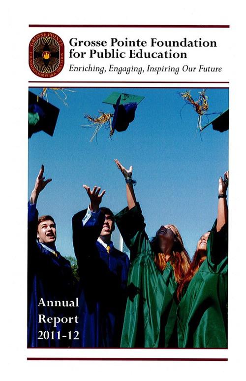 GPFPE 2011-2012 Annual Report