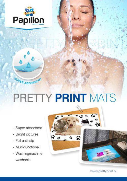 Pretty Print Mats - Ambiente 2016 A5 folder