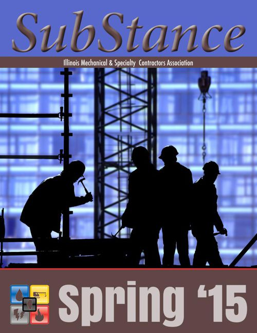 IMSCA SubStance Spring 2015 Issue