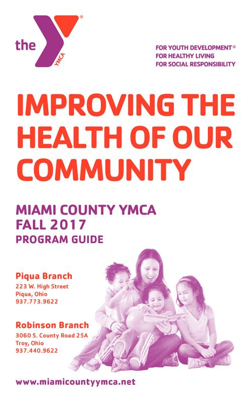 Miami County YMCA Fall 2017