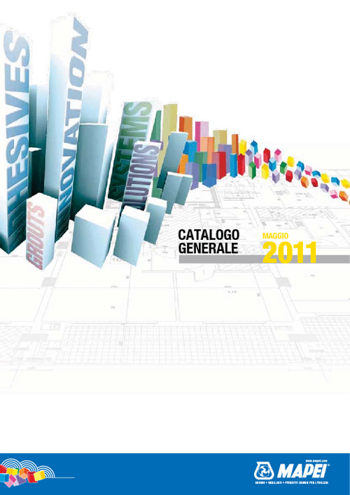 Catalogo Mapei
