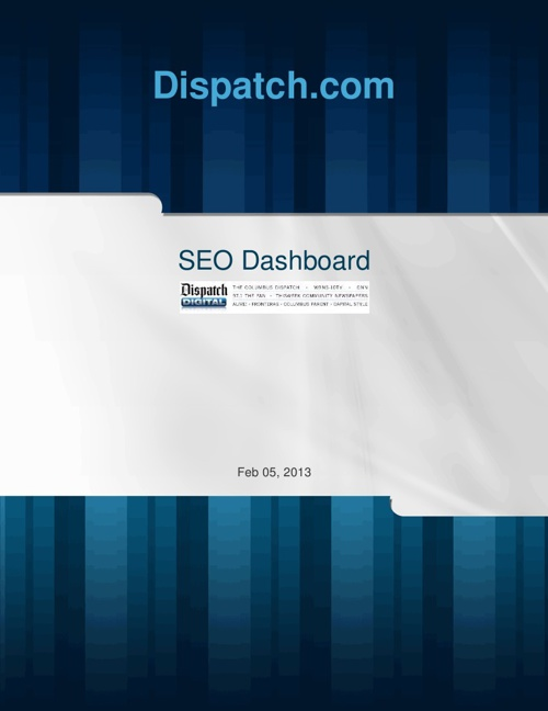 Dispatch Feb SEO