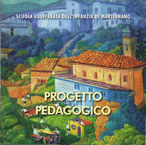 PROGETTO PEDAGOGICO