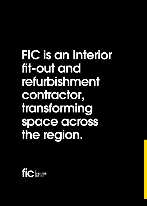 FIC Design Fit-Out