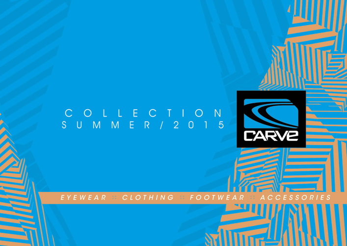 CARVE COLLECTION SUMMER 2015