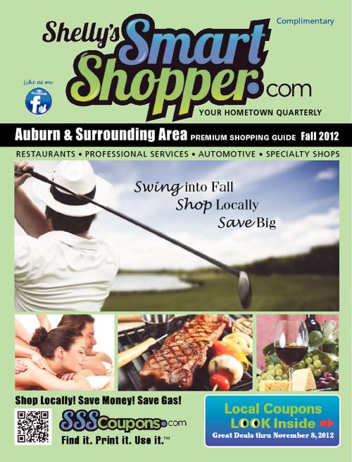 Auburn Fall 2012