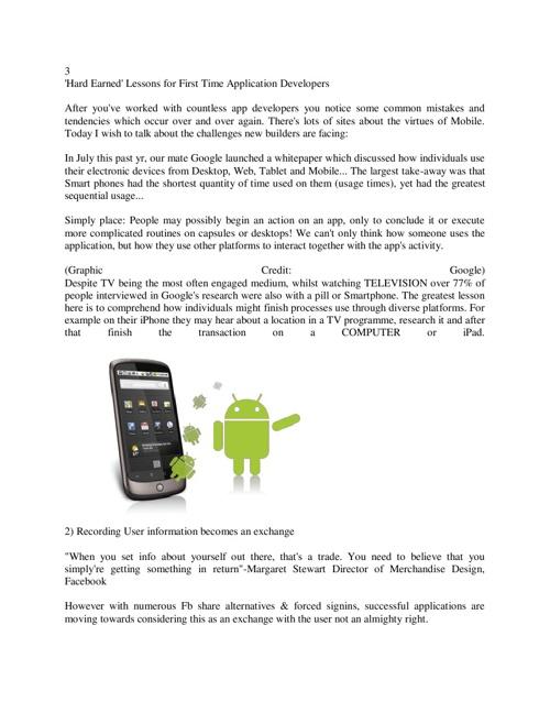 android developer sydney
