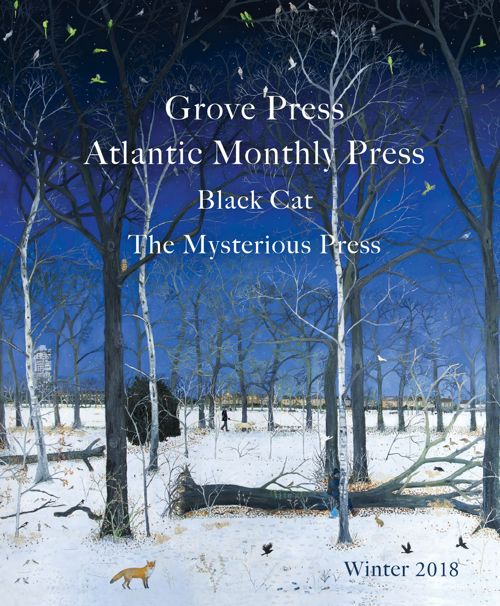 Grove Atlantic Winter 2018