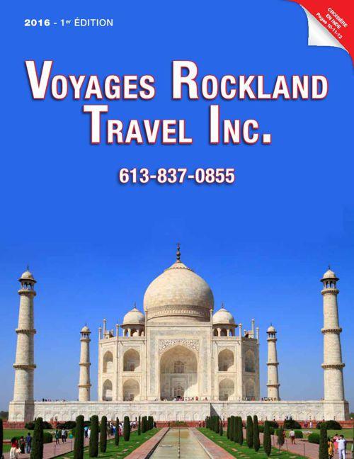 Voyages Rockland Magazine #8 - Hiver 2016