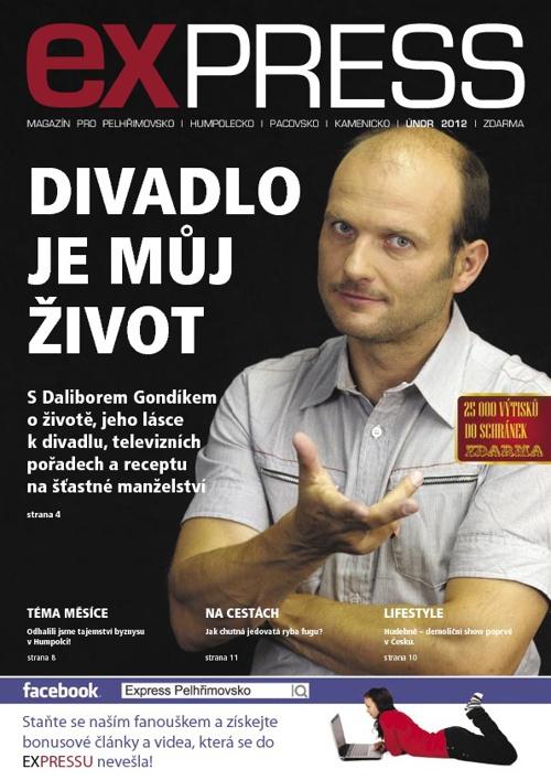 EXPRESS PELHŘIMOVSKO ÚNOR 2012