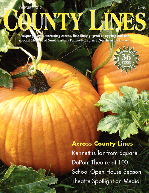 County Lines Magazine, October 2012