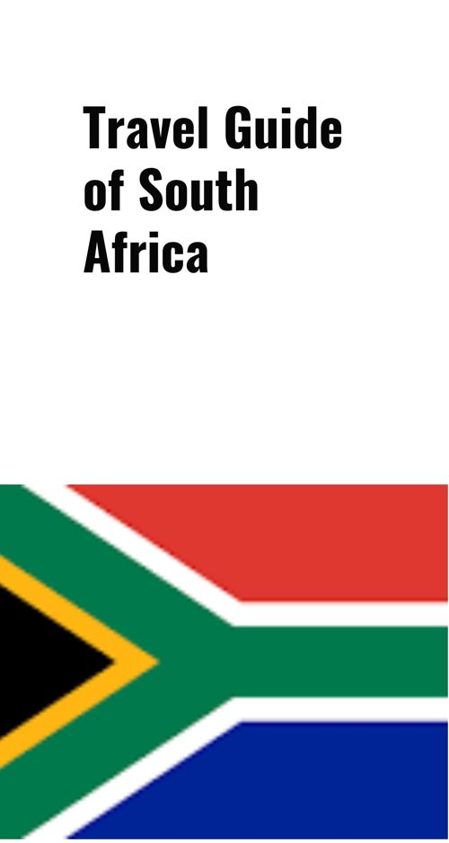 Brochure of South Africa and Egypt