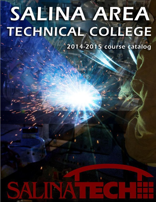 SATC 14 - 15 College Catalog