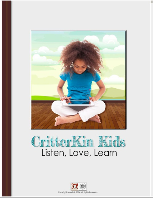 CritterKin Kids Be Kind Daisy